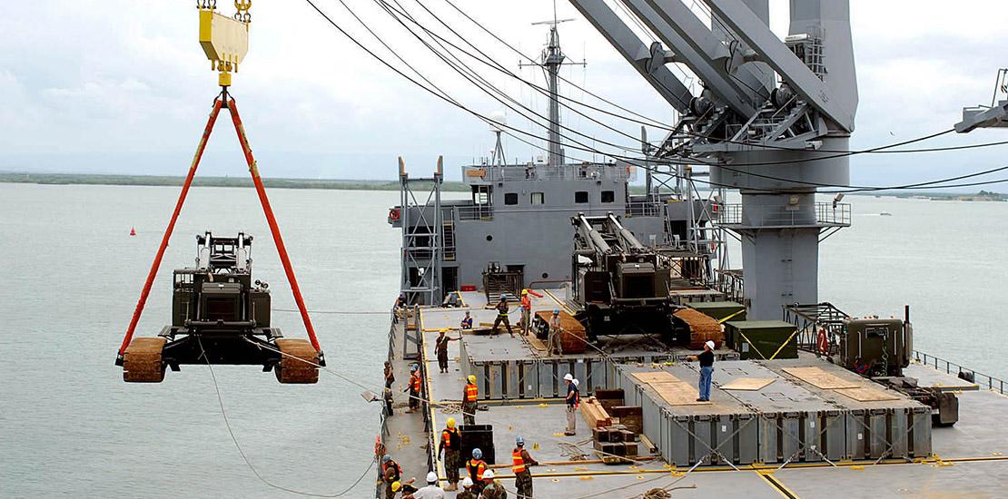 Deck Lifting Equipment