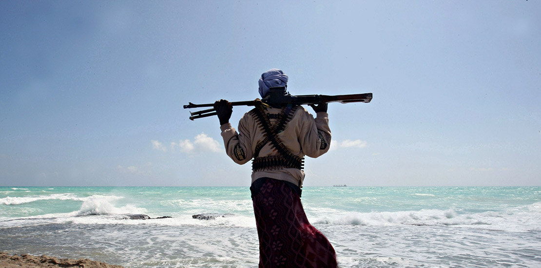 Protection From Somali Pirates
