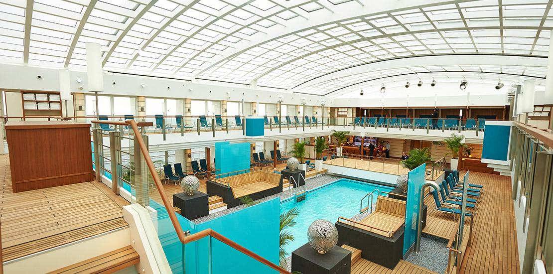 Luxury Cruise Ship EUROPA 2