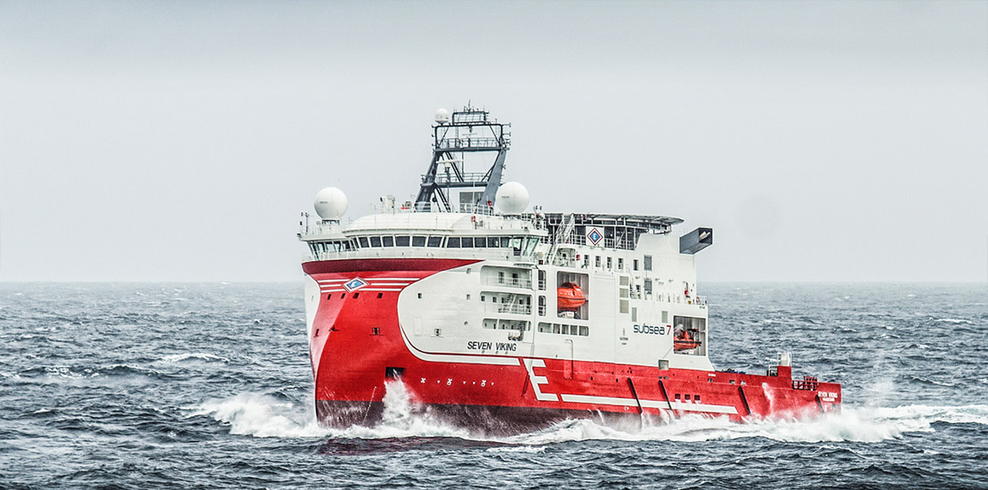 IMR Vessel Seven Viking