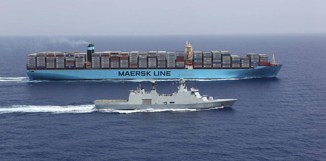 E-Class Container Ships